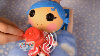 Lalaloopsy TV Spot for Littles Sew Cute Patient - Thumbnail 5