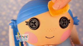 Lalaloopsy TV Spot for Littles Sew Cute Patient - Thumbnail 6