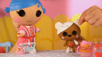 Lalaloopsy TV Spot for Littles Sew Cute Patient - Thumbnail 8