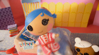 Lalaloopsy TV Spot for Littles Sew Cute Patient - Thumbnail 9