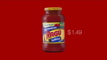 Target TV Spot, 'Ragu Pasta Sauce' - Thumbnail 8