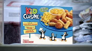 Kid Cuisine Popcorn Chicken TV Spot, 'Penguins' - Thumbnail 10