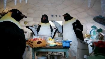 Kid Cuisine Popcorn Chicken TV Spot, 'Penguins' - Thumbnail 7
