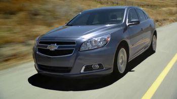 2013 Chevrolet Malibu EcoTV Spot