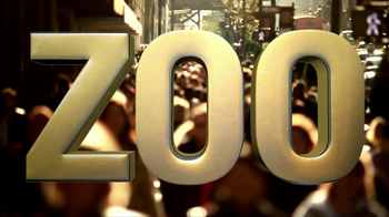 Zoo By James Patterson TV Spot