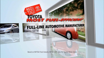 Toyota TV Spot, 'Red Tag Clearance Event' - Thumbnail 2