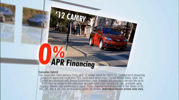 Toyota TV Spot, 'Red Tag Clearance Event' - Thumbnail 3