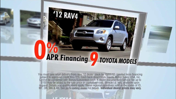 Toyota TV Spot, 'Red Tag Clearance Event' - Thumbnail 5