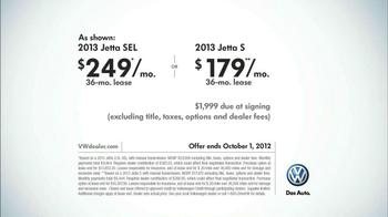 2013 Volkswagen Jetta TV Spot, 'Bulldog' Dirty Old Egg-Sucking Dog Song - Thumbnail 8