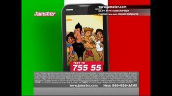 Jamster TV Spot, 'Jersey Shore Nicknames'