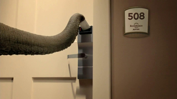 Residence Inn TV Spot, 'Elephant' - 1400 commercial airings