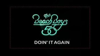 Thr Beach Boys Doin' It Again DVD and Blu-Ray TV Spot  - 5 commercial airings