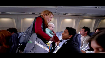Courtyard TV Spot, 'Airplane Baby'