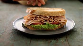 Hillshire Farm Oven Roasted Turkey Breast TV Spot, 'Cooking a Turkey' - Thumbnail 9