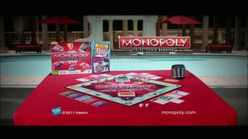 Monopoly Electronic Banking TV Spot, 'The World Can Be Yours!' Song Jessie J - Thumbnail 9