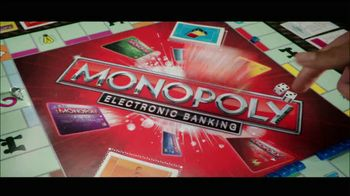 Monopoly Electronic Banking TV Spot, 'The World Can Be Yours!' Song Jessie J - Thumbnail 8