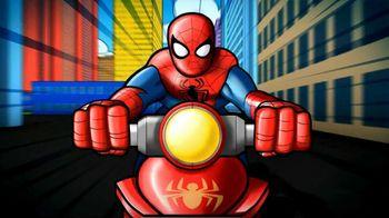 Heroes Marvel Spider-Man Adventure Stunt City TV Spot, 'You're the Hero'