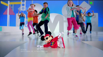 M3 Master Moves Mickey TV Spot - 333 commercial airings