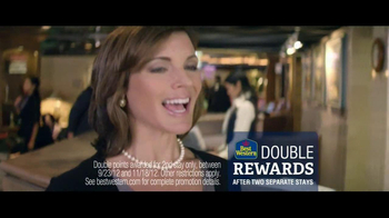 Best Western TV Spot 'Double Rewards' - Thumbnail 1