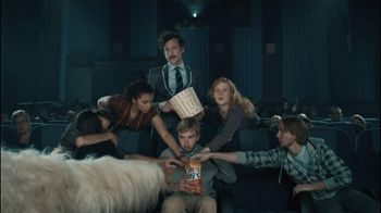 Chex Mix TV Spot, 'Boring Popcorn Decoy Bucket'