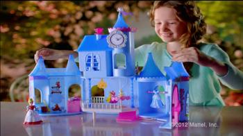 Cinderella MagiClip Castle TV Spot