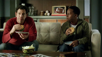 Ball Park Beef Patty TV Spot, 'Seat Cushion' - 853 commercial airings