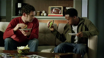 Ball Park Beef Patty TV Spot, 'Seat Cushion' - Thumbnail 4