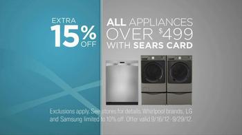 Sears TV Spot, 'Top Ten Appliance Brands Beach' - Thumbnail 9