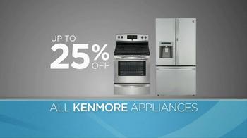 Sears TV Spot, 'Top Ten Appliance Brands Beach' - Thumbnail 8