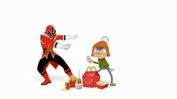 McDonald's Power Rangers Super Samurai Happy Meal TV Spot - Thumbnail 6