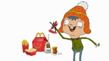 McDonald's Power Rangers Super Samurai Happy Meal TV Spot - Thumbnail 8