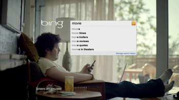 Bing TV Spot for the Search Your Friends Know - Thumbnail 1