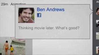 Bing TV Spot for the Search Your Friends Know - Thumbnail 4