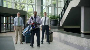 FedEx TV Spot for Golf Club Delivery - Thumbnail 6