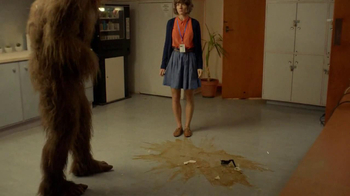 Jack Link's Beef Jerky TV Spot, 'Snackin' with Sasquatch: Hot Coffee'