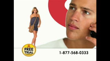 Lavalife TV Spot for Fun on the Phone - Thumbnail 5