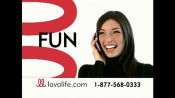 Lavalife TV Spot for Fun on the Phone - Thumbnail 8