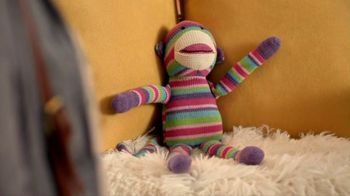 Pier 1 Imports TV Spot for Sock Monkey