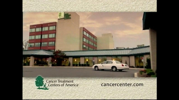 Cancer Treatment Centers of America TV Spot for Peggy Kessler