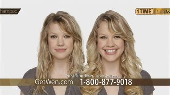 Wen Hair Care By Chaz Dean TV Spot,  'Cleansing' Featuring Alyssa Milano