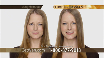 Wen Hair Care By Chaz Dean TV Spot,  'Cleansing' Featuring Alyssa Milano - Thumbnail 7