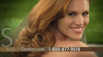 Wen Hair Care By Chaz Dean TV Spot,  'Cleansing' Featuring Alyssa Milano - Thumbnail 2