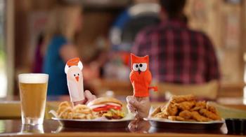 Hooters TV Spot, 'Commercial Shoot' Featuring Jon Gruden - Thumbnail 1
