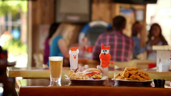 Hooters TV Spot, 'Commercial Shoot' Featuring Jon Gruden - Thumbnail 3