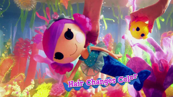 Lalaloopsy Sew Magical Mermaid TV Spot