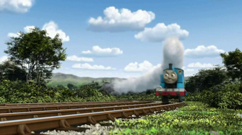 Thomas and Friends: Blue Mystery The Movie on DVD TV Spot - Thumbnail 1