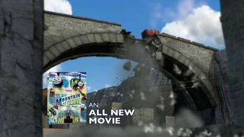 Thomas and Friends: Blue Mystery The Movie on DVD TV Spot - Thumbnail 2