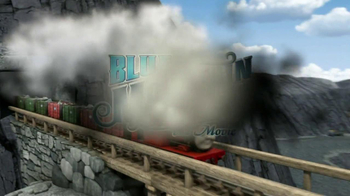 Thomas and Friends: Blue Mystery The Movie on DVD TV Spot - Thumbnail 3