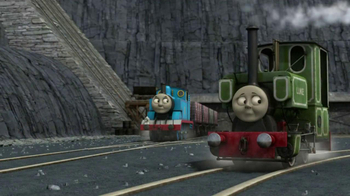 Thomas and Friends: Blue Mystery The Movie on DVD TV Spot - Thumbnail 4