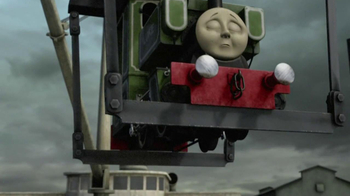 Thomas and Friends: Blue Mystery The Movie on DVD TV Spot - Thumbnail 6